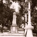 Monumento en el Jardín