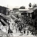 DESFILE DEL 5 DE MAYO en 1933