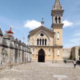 Templo anexo a la Catedral de Cuernavaca. Septiembre/2015