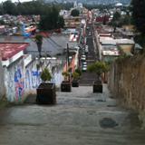 Calle Lardizabal, Centro Histórico. Septiembre/2015