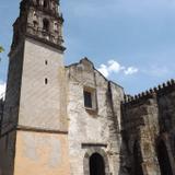 Catedral de Cuernavaca, siglo XVI. Septiembre/2015