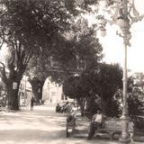 Uruapan, Jardín de los Mártires, 1953