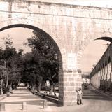 Morelia, Acueducto, Calzada de Gudalupe