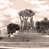 Morelia, Fuente Tarasca