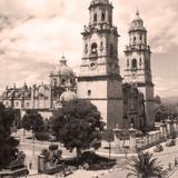 Morelia, Catedral, 1941