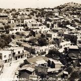 Vista panorámica de Nogales