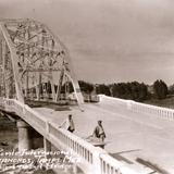 Construcción del nuevo puente internacional
