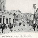 Calle de la Merced Nueva y Caja