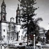 PLAZA PRINCIPAL Circa 1920-1930