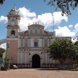 Templo de Santiago Apostol, siglo XVIII. Noviembre/2015