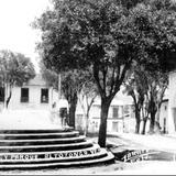 Palacio Municipal y Parque