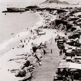 Playa turística