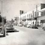 Calle General González y Plaza Principal