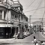 Calle Aldama y Teatro García Carrillo (ca. 1945)