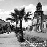 Palacio Municipal y Templo
