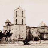 Misión de San Ignacio, fundada por el padre Eusebio Kino en 1687