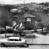 Plaza Principal de Nogales