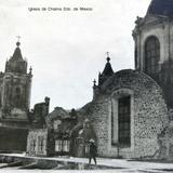 Iglesia de Chalma Edo. de Mexico
