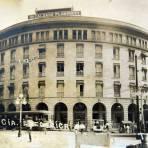 Edificio de la Compania Electrica hacia 1920-1940