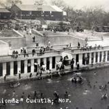 Balneario Agua Hedionda hacia 1920-1940
