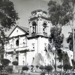 La Basilica de Pátzcuaro, Michoacán