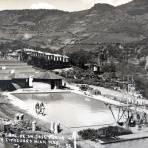 Vista general del Balneario de San Jose Porrua hacia 1930-1950