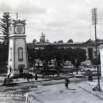 Palacio y Plaza hacia 1930-1950