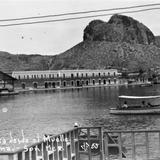 La Aduana vista desde el Muelle