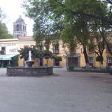 Plaza Xicohténcatl. Enero/2016