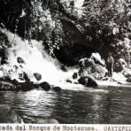 Cascada de el Bosque de Moctezuma