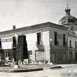 Escena callejera Hacia 1930-1950