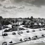Plaza Benjamin Canales Alrededor de 1930-1950