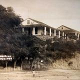 Escena callejera de la calle Submarino circa 1900-1930