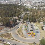 Parque temático cinco de mayo en Los Fuertes. Febrero/2016