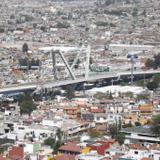 Puente del viaducto Zaragoza. Febrero/2016