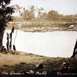 Vista de el Rio Grijalva Circa 1930-1950