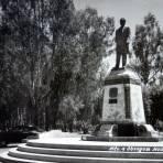 Monumento a Alvaro Obregon Alrededor de 1930-1950