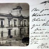 Palacio de Gobierno Fechada el dia 29 de Mayo de 1907
