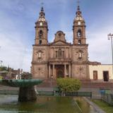 Zócalo y templo de Ocotlán. Marzo/2016