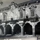 Hotel Hidalgo entre 1930-1950