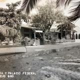 La Arcadia y el Palacio Federal Alrededor de 1940-1960
