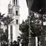 Torres de Catedral Circa de 1930-1950