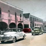 Avenida Francisco I Madero hacia 1930-1950