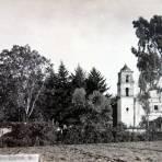 Templo de San Andres alla por 1930-1950