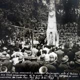 Evento civico conmemorativo Fechada el dia 8 de Septiembre de 1947