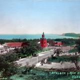 La Atalaya y el mar de Mocambo