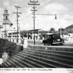 Puente y templo de San Juan de Dios