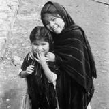 Tipos Mexicanos Ninas felices en 1970