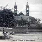 Templo de la Purisima La Piedad Michoacan