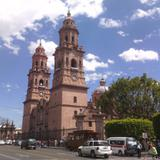 Catedral de Morelia. Marzo/2016